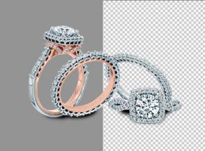 Ring Jewelry Background Removal 2