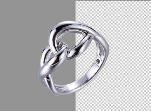 Ring Jewelry Background Removal 4