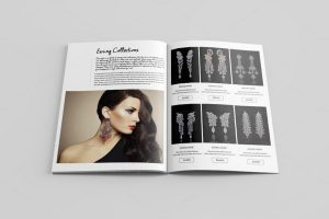 Jewelry Flyer Design 2